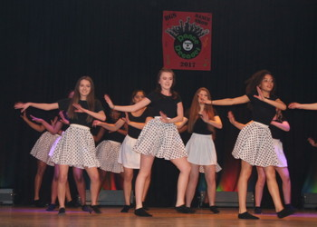 Tickets on sale for 20th annual Gym and Dance show returning next month