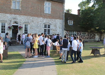 Wonderful evening at Bisham Abbey NSC for the debut Sports Awards Evening