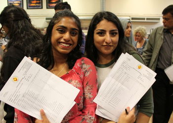 Over 30% of students gained eight or more A* and A grades at GCSE
