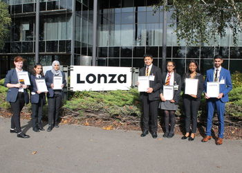 Lonza Scientist of the Year winners announced