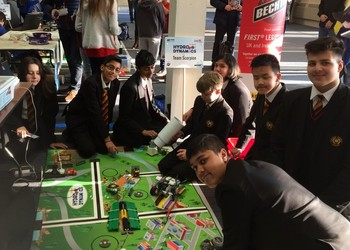 First Lego League National Finals