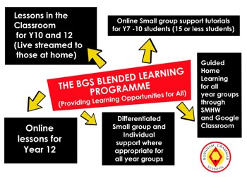 The BGS Blended Learning Programme