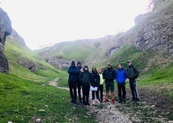 Year 13 Outdoor Educational trip to the Peak District