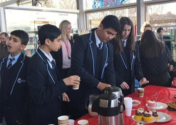EAL Coffee Morning