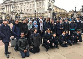 EAL visit to the Houses of Parliament