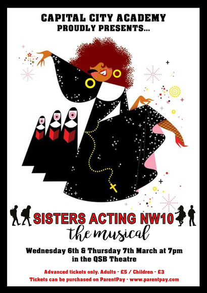Sisters Acting Poster FINAL