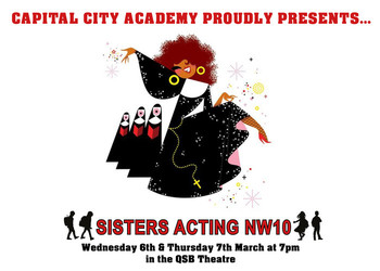 Tickets available - 'Sisters Acting NW10'