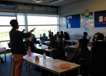 Year 9 Poetry Workshop