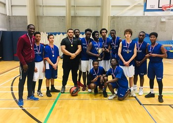 Year 10 Boys Basketball team secure place in Brent League Championship