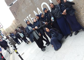 Year 11 GCSE Art Trip to the Tate Modern