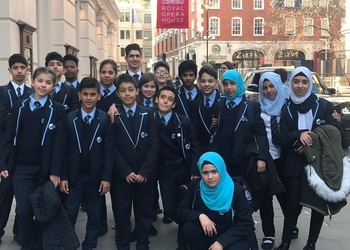 EAL Trip to the Royal Opera House