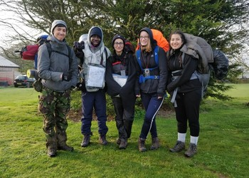 DofE Silver Qualification Expedition