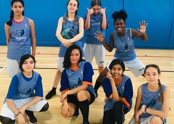 Year 8 Girls' Basketball Success