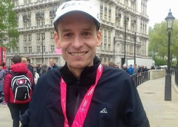 Learning from the London Marathon