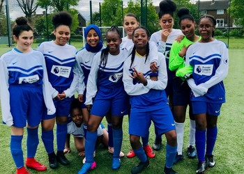 U15 Girls QPR league plate final