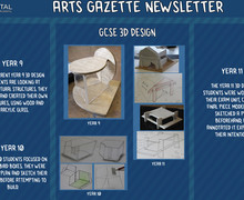 2019 SPRING Gazette 3DDesign
