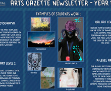 2019 SPRING Gazette Year 12