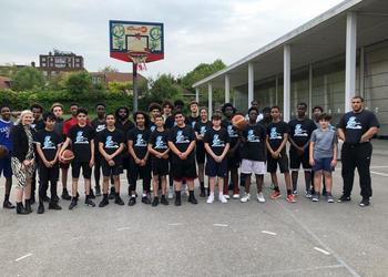 Capital Titans Community Basketball Club