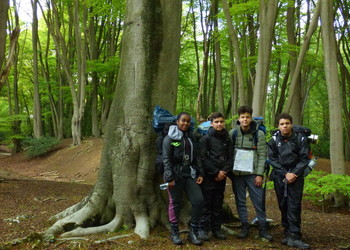 Duke of Edinburgh Bronze Practice Expedition