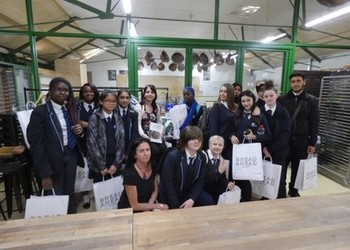 Year 10 Catering Trip to Borough Market