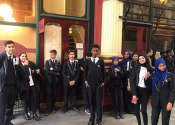 Year 10 Geography Trip to Whitechapel and Aldgate