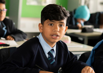 Meet our year 7 students - Mohamad