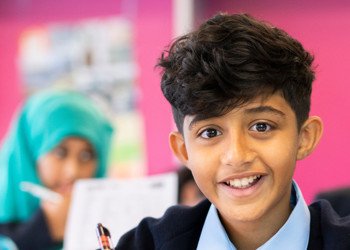 Meet our year 7 students - Mohammed