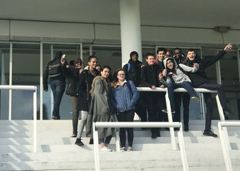 Year 12 Capital Asset Group gain insight into student life at Oxbridge