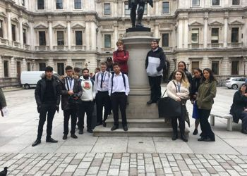 Trip to The Royal Academy