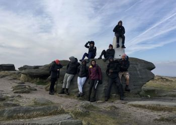 Year 13 VTCT Residential Trip to the Peak District