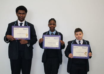 Jack Petchey Award Winners Announced