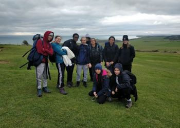Duke of Edinburgh Gold Award Training Day