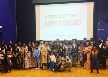 Capital hosts Somali History event