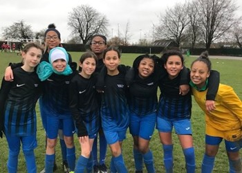 ESFA Girls Under 12 PlayStation 9-a-Side Schools' Cup