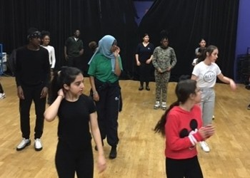 Impact Dance Workshop
