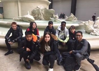 Year 9 Rewards Trip to the Tate Modern