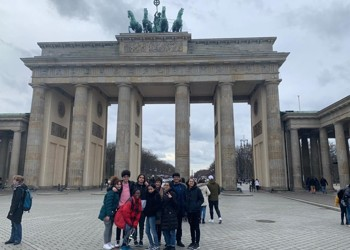 A Level Work Experience Trip to Berlin