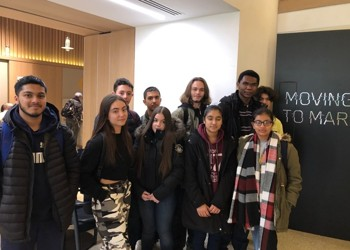 Year 11 Design Museum Reward Trip