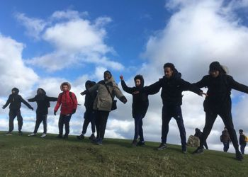 Year 12 OCR Sport Outdoor Education Hill Walking