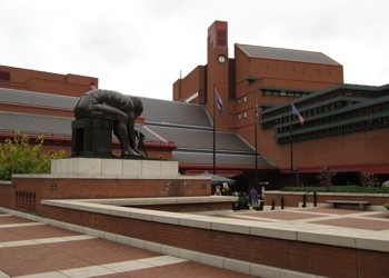 Year 12 Trip to the British Library