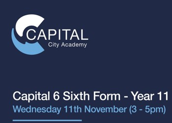Capital Sixth Form - Year 11 Event