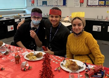 Year 12 Catering Christmas Lunch