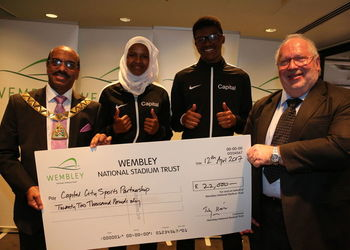 Capital Sports Partnership awarded a grant for Easter Programme