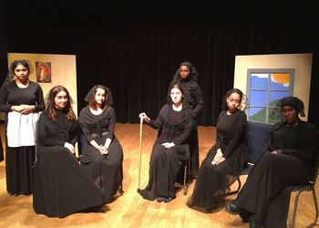 Year 11 GCSE Drama Performance