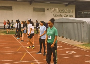 Brent Athletics Championships 2017