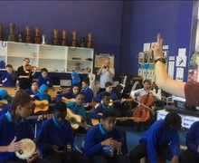 Royal Philharmonic Orchestra Workshops