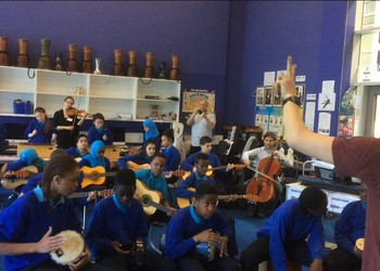 Royal Philharmonic Orchestra Workshop