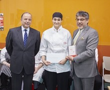 London student wins training with top peruvian chefs in lima 1