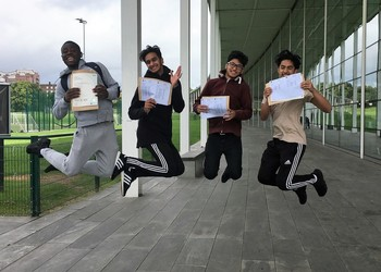 A-level Results 2017