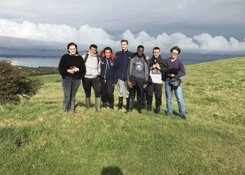 Year 13 Swanage Geography Fieldtrip